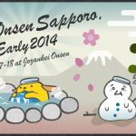 Word Onsen Sapporo Early2014