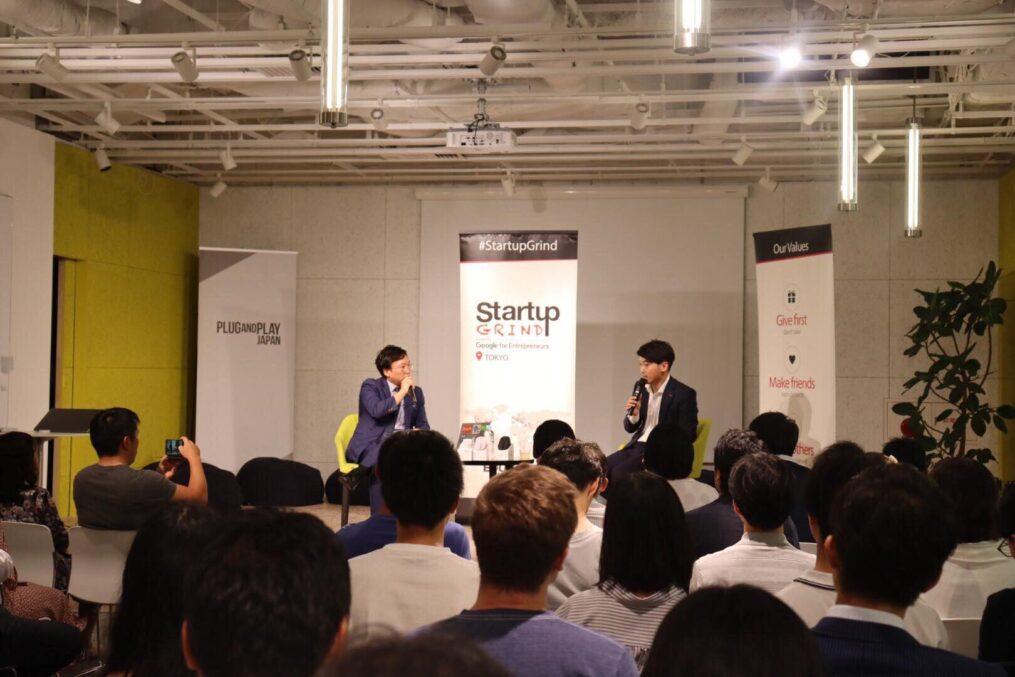 【イベント報告】Startup Grind TokyoにビットキーCOOの福澤が登壇しました