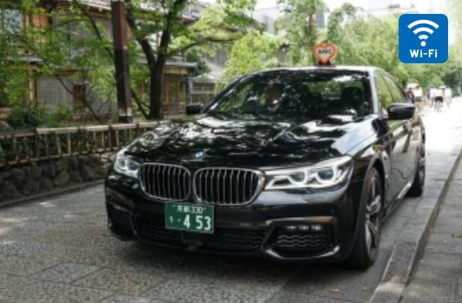 BMW 740e外観