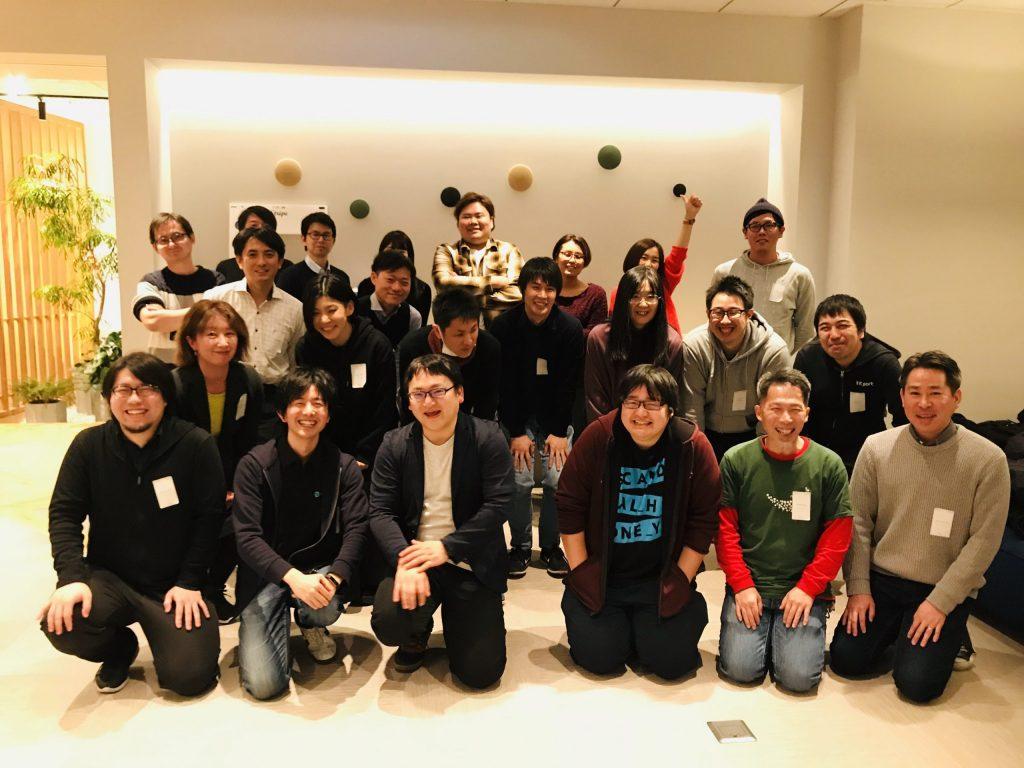 Shifter Meetup Tokyo Vol.8 集合写真