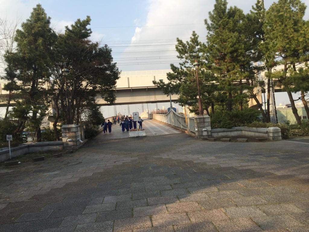 葛西さざなみ散歩コース