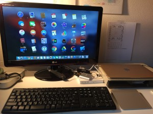 Macbook クラムシェルモード
