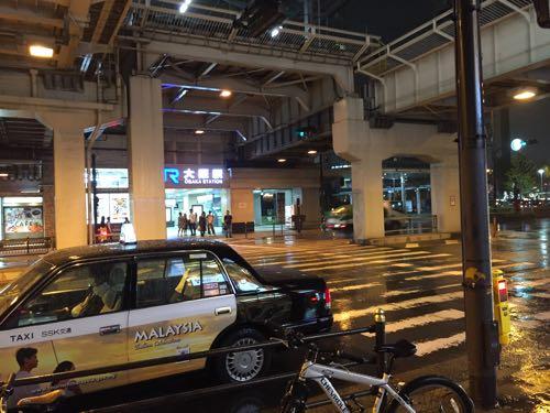 大阪駅 桜橋口