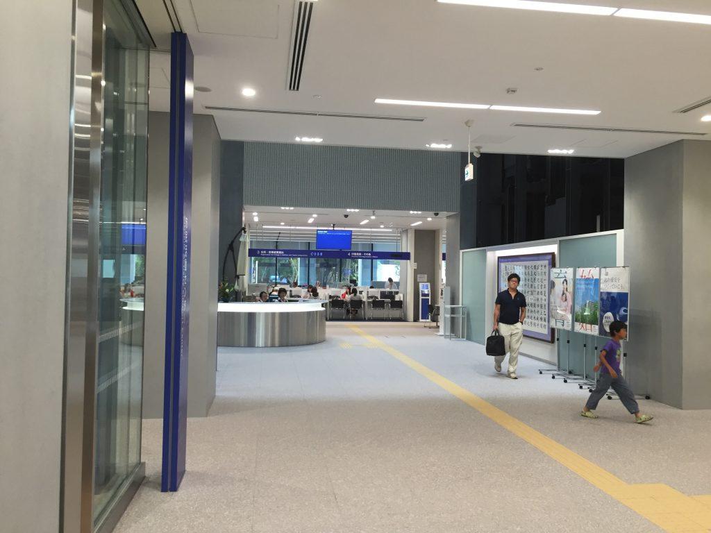 浦安市役所 新庁舎