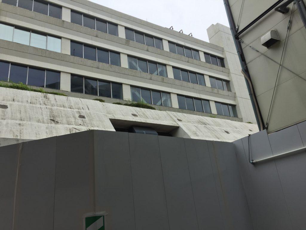 浦安市役所 旧庁舎