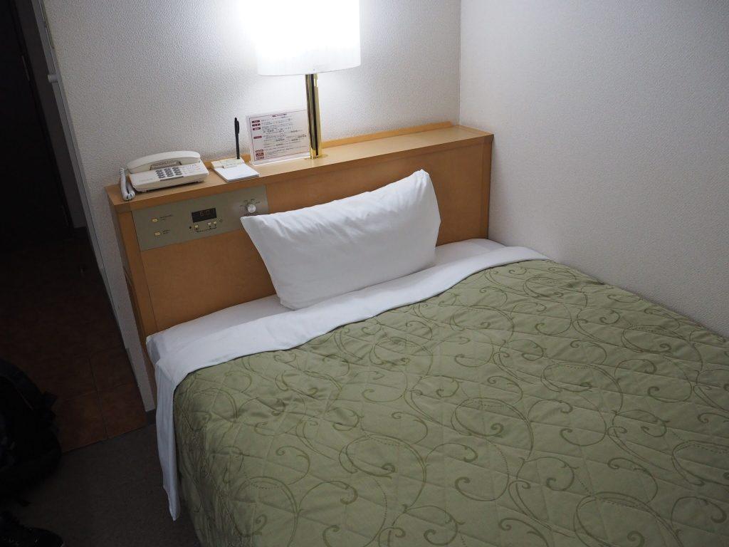 プラザイン羽村 ベッド