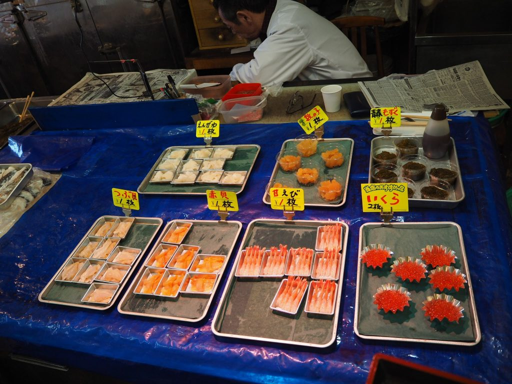 のっけ丼 青森魚菜センター