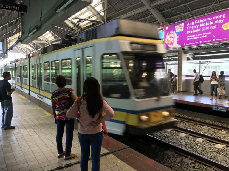 マニラ LRT