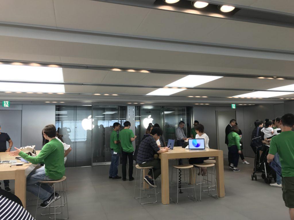 AppleStore銀座