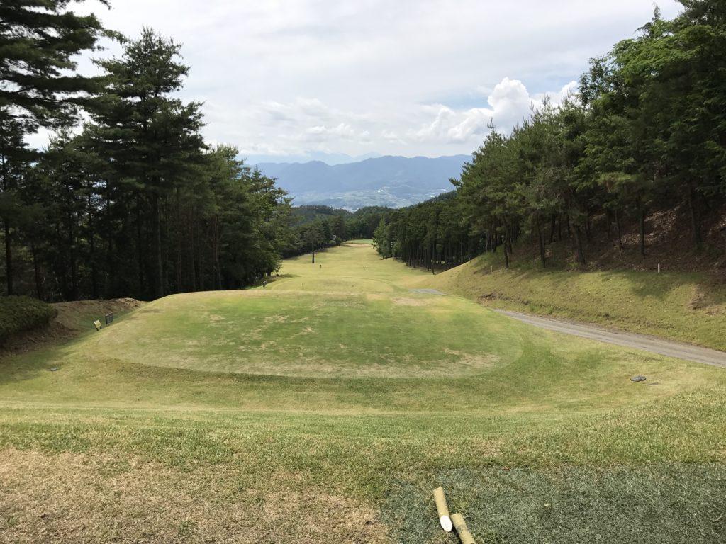 勝沼ゴルフコース