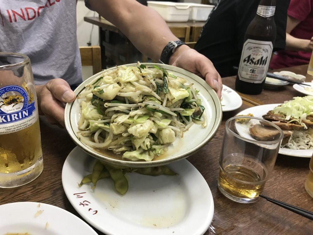 いち川食堂 八王子駅南口
