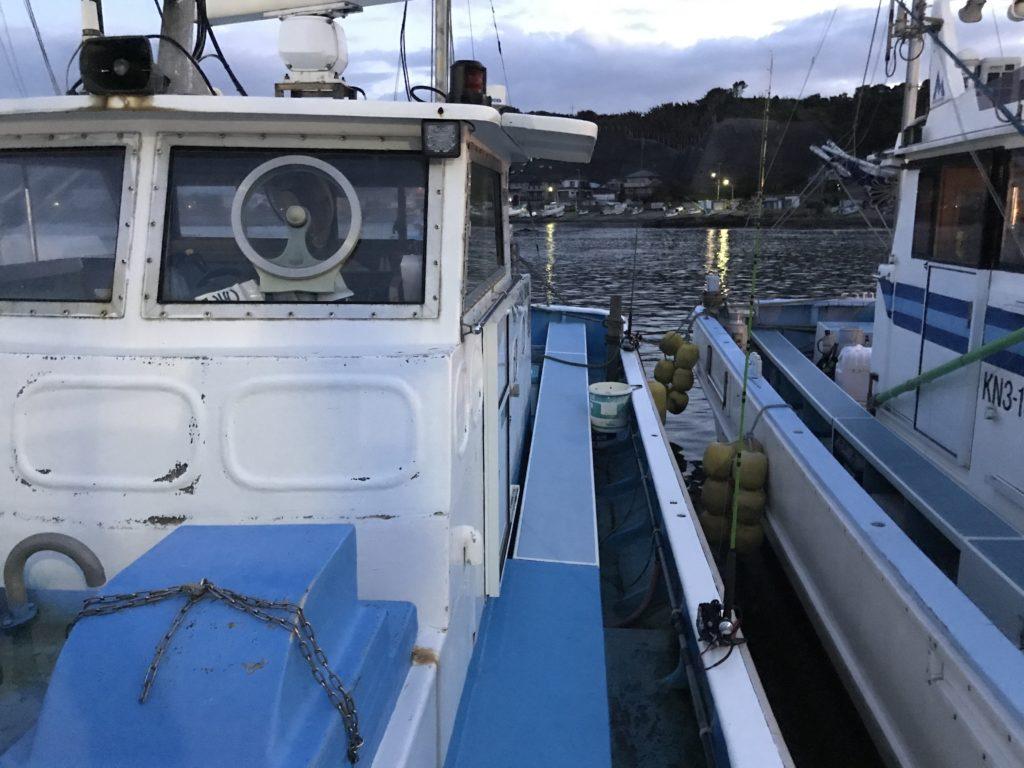 松輪漁港 瀬戸丸