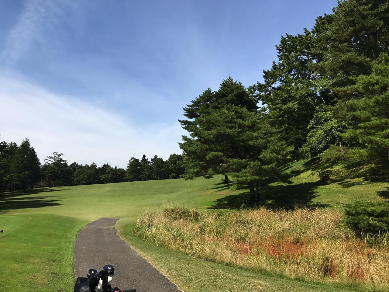 静山ゴルフ場