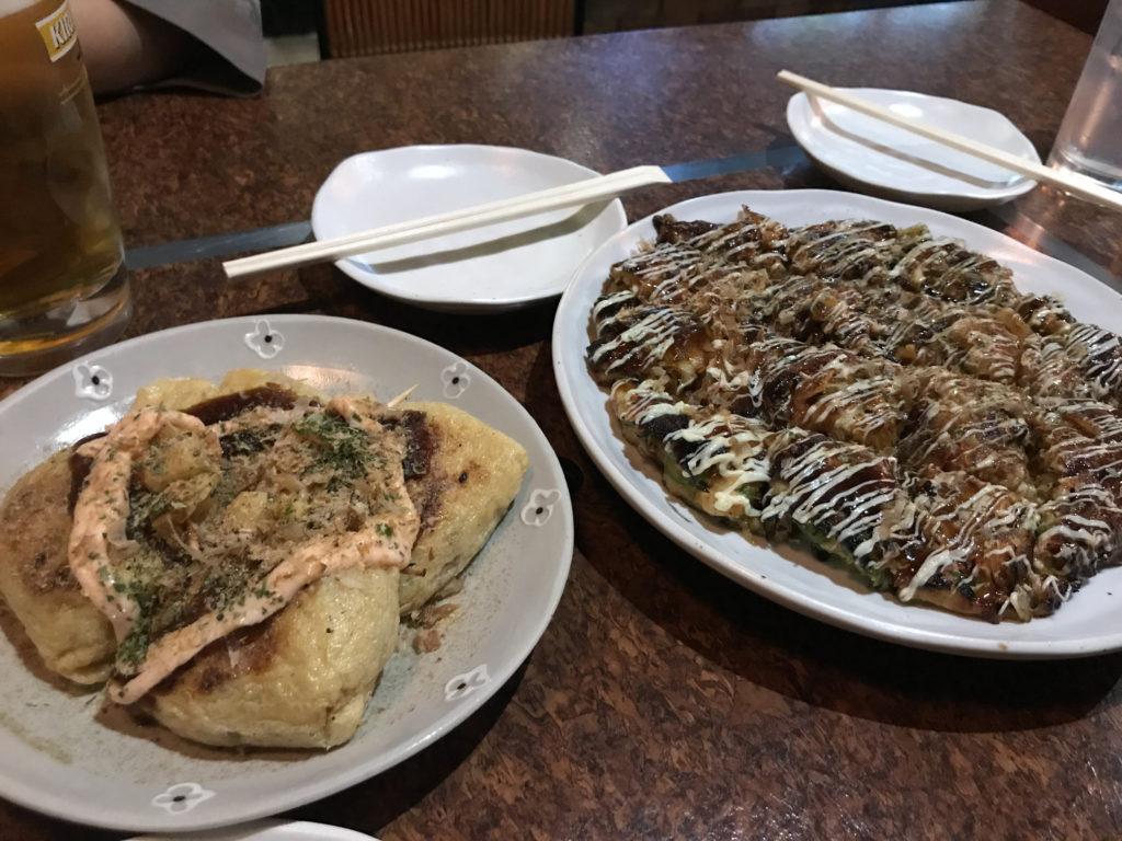 Hot plate dining もんja