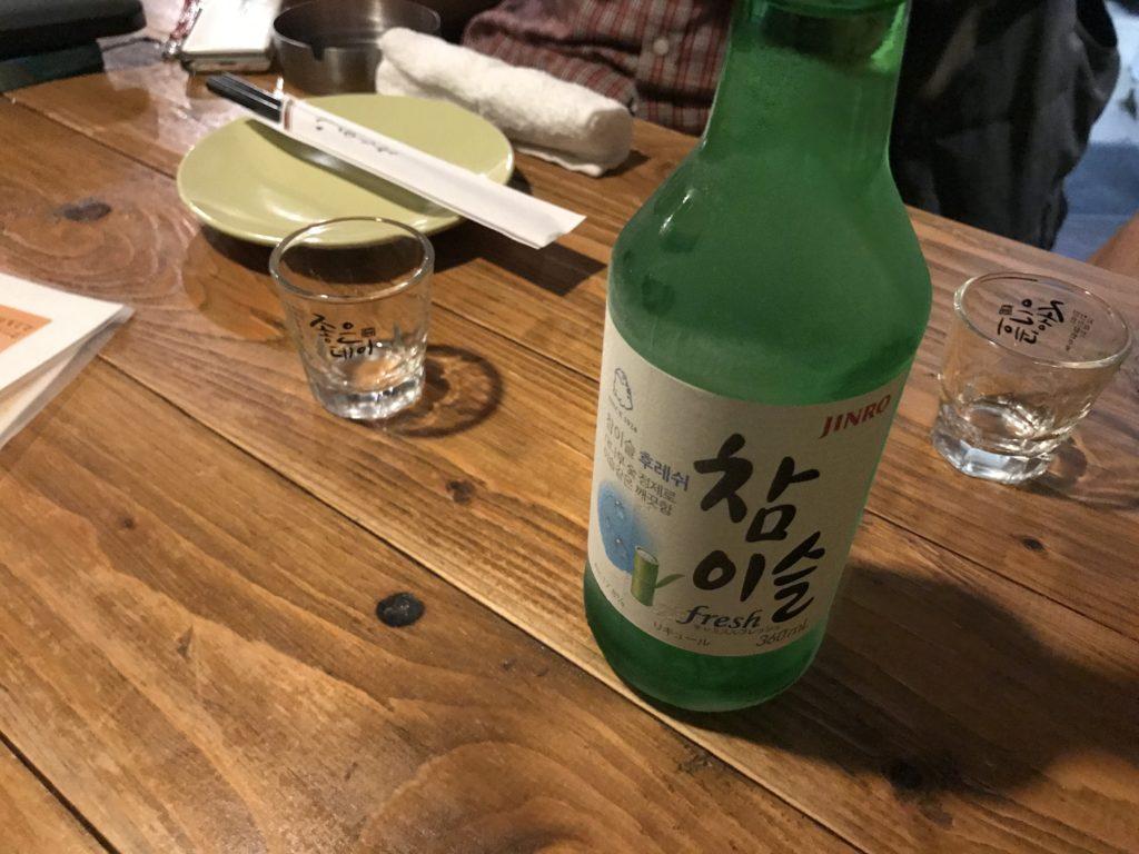 韓菜(ハンサイ)西葛西