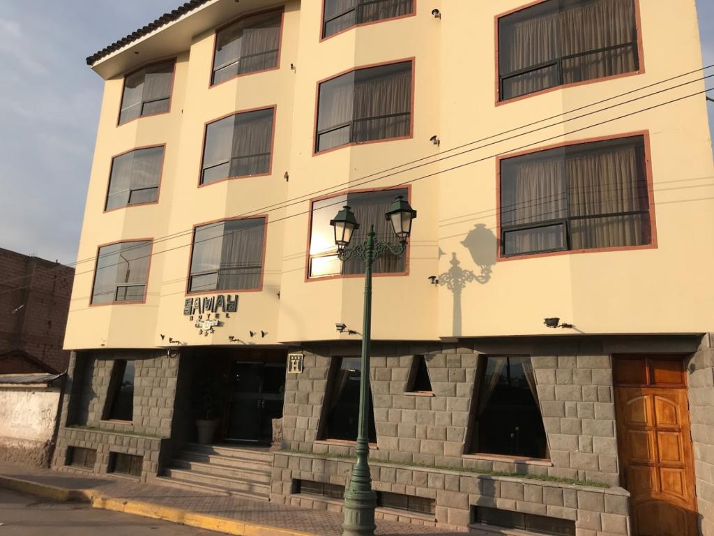 サマイホテル (Samay hotel) クスコ