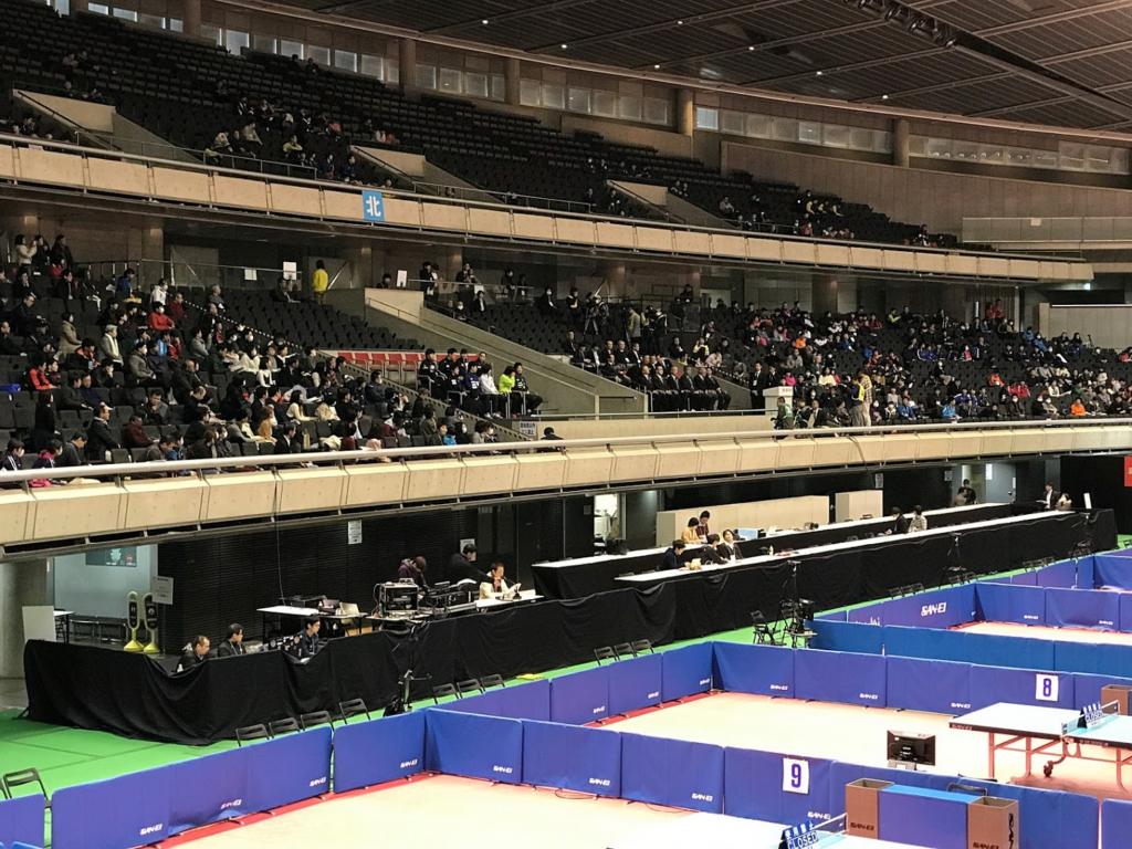 全日本卓球2018