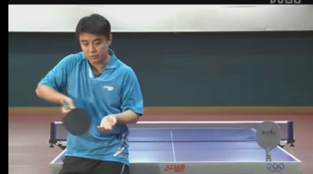 王皓(ワンハオ) Wang Hao テクニック動画