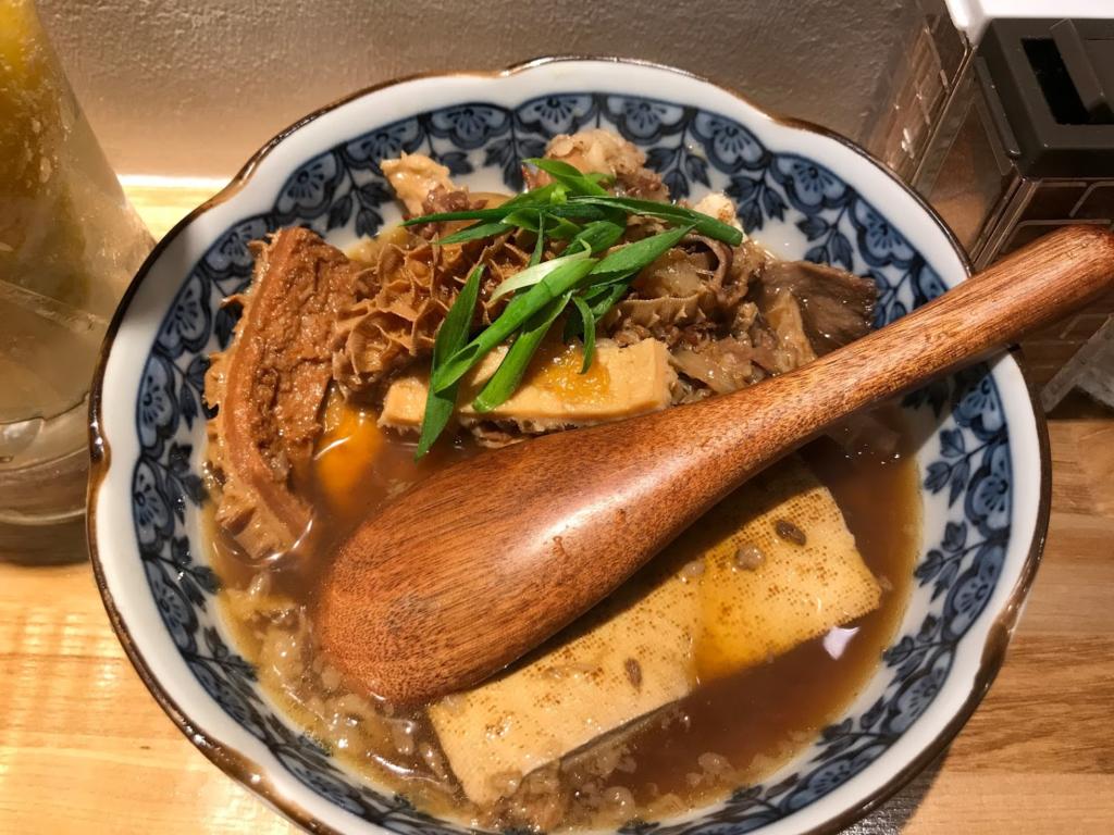 酒場ゴロー 神田店 肉豆腐