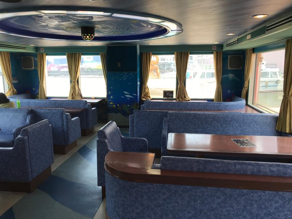 鳥羽湾観光船