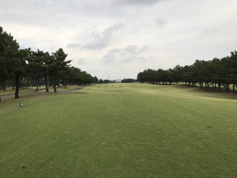 若洲ゴルフリンクス