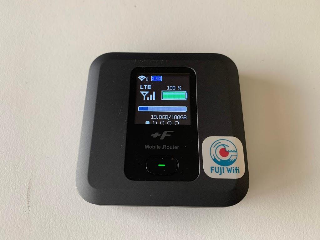 Fuji Wi-Fi ルーター FS030W
