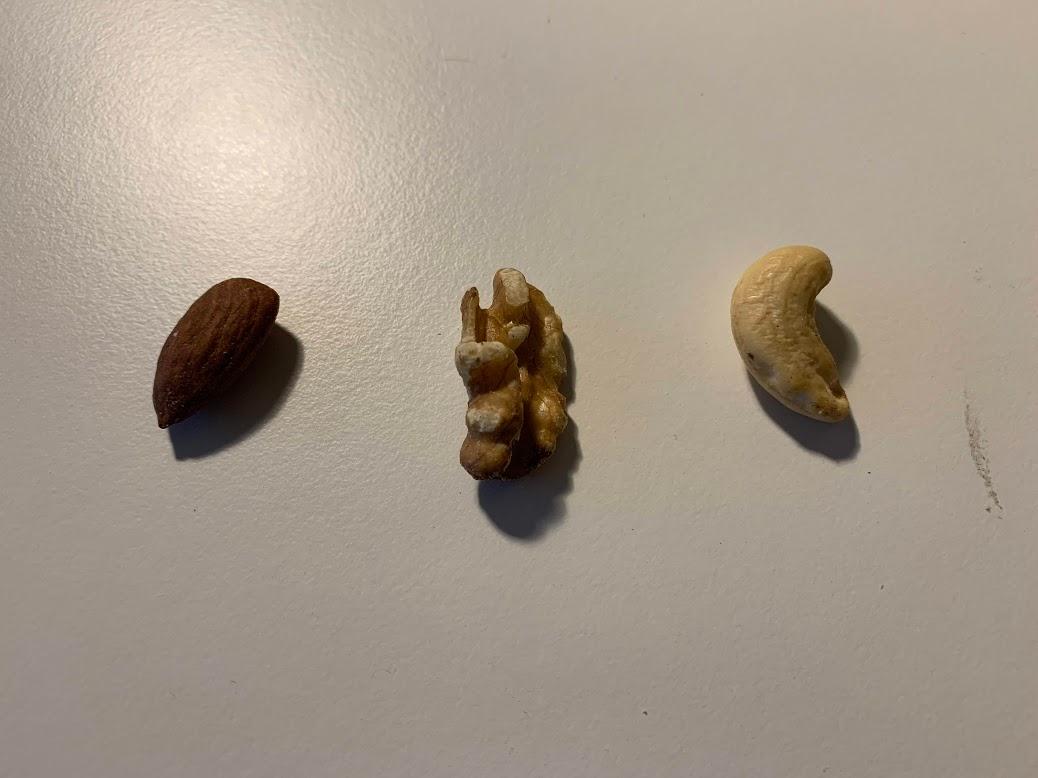 小分け3種ミックスナッツ 30袋入り