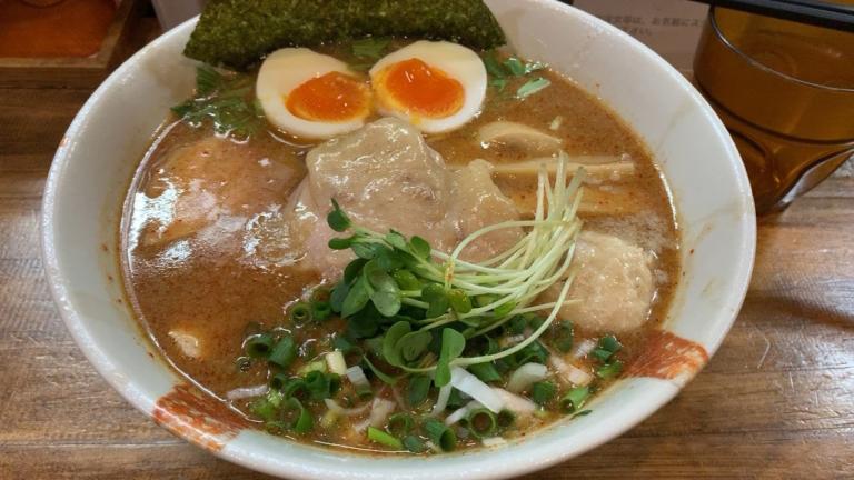 麺屋33 低糖質麺