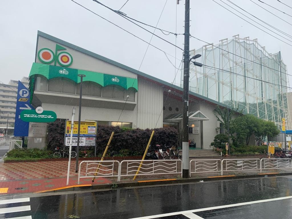 フジゴルフセンター 木場駅
