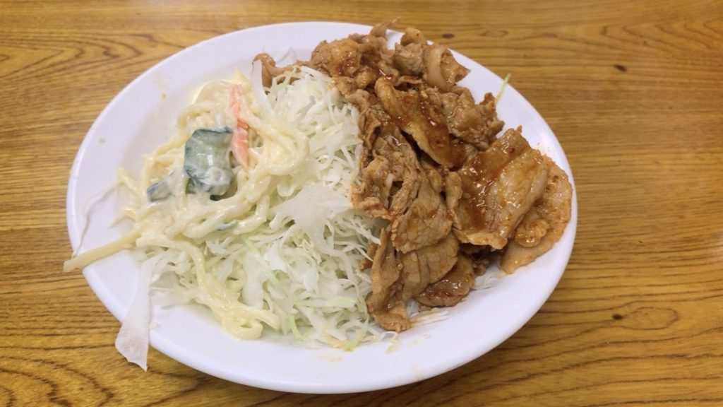 五反田TOC 志野 肉七