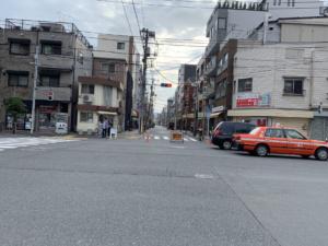 千田 商店街