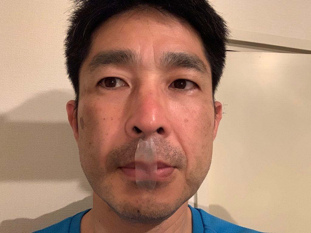 ねむるん 鼻呼吸テープ