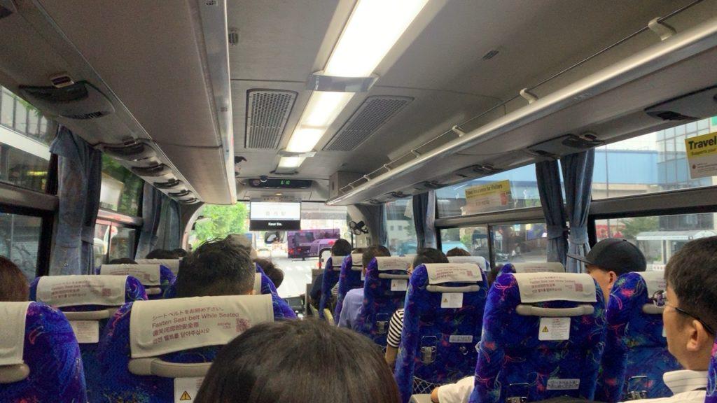 葛西 成田空港行き京成バス