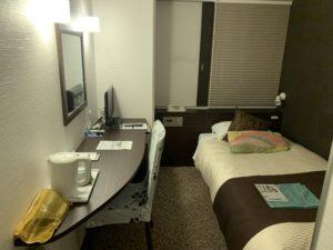 横須賀セントラルホテル シングルルーム