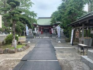 当代島稲荷神社