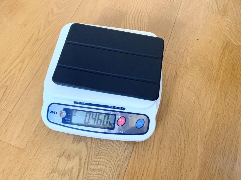 Ztotop iPad mini 5 ケース 重量