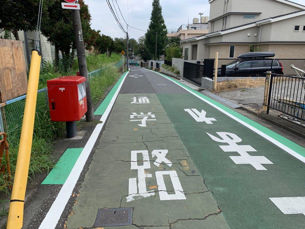 松ノ木小学校前