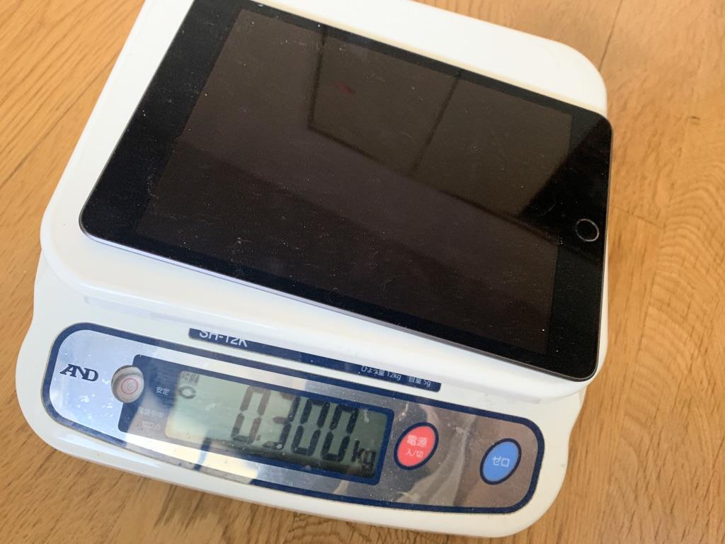 iPad mini 重量