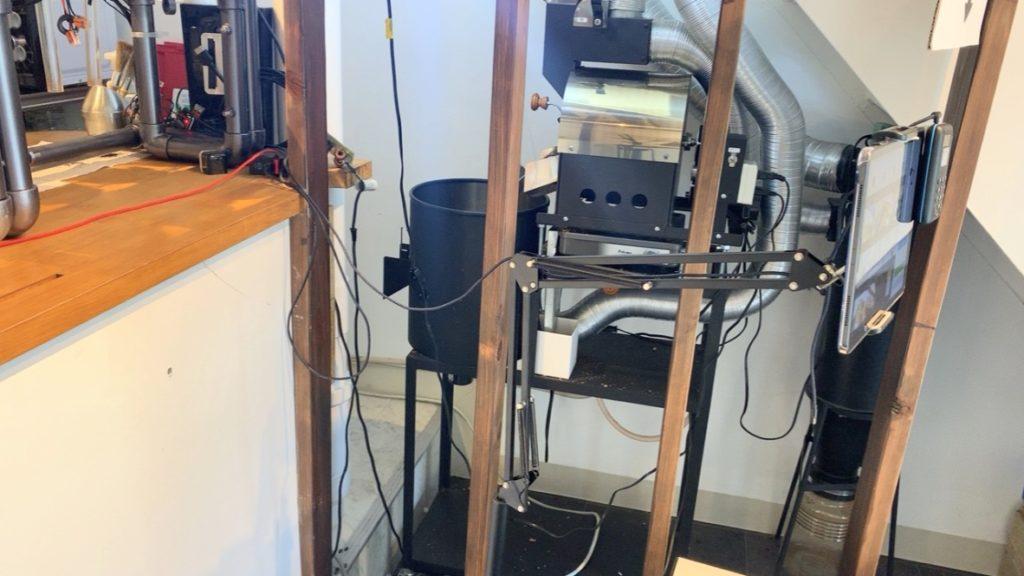 ROBOTS.COFFEE 焙煎機