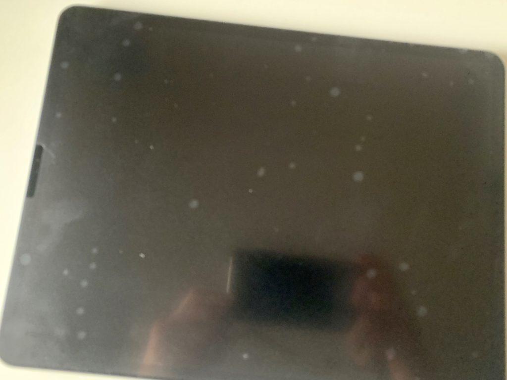 MS factoryペーパーライクフィルム iPad Pro 12.9インチ