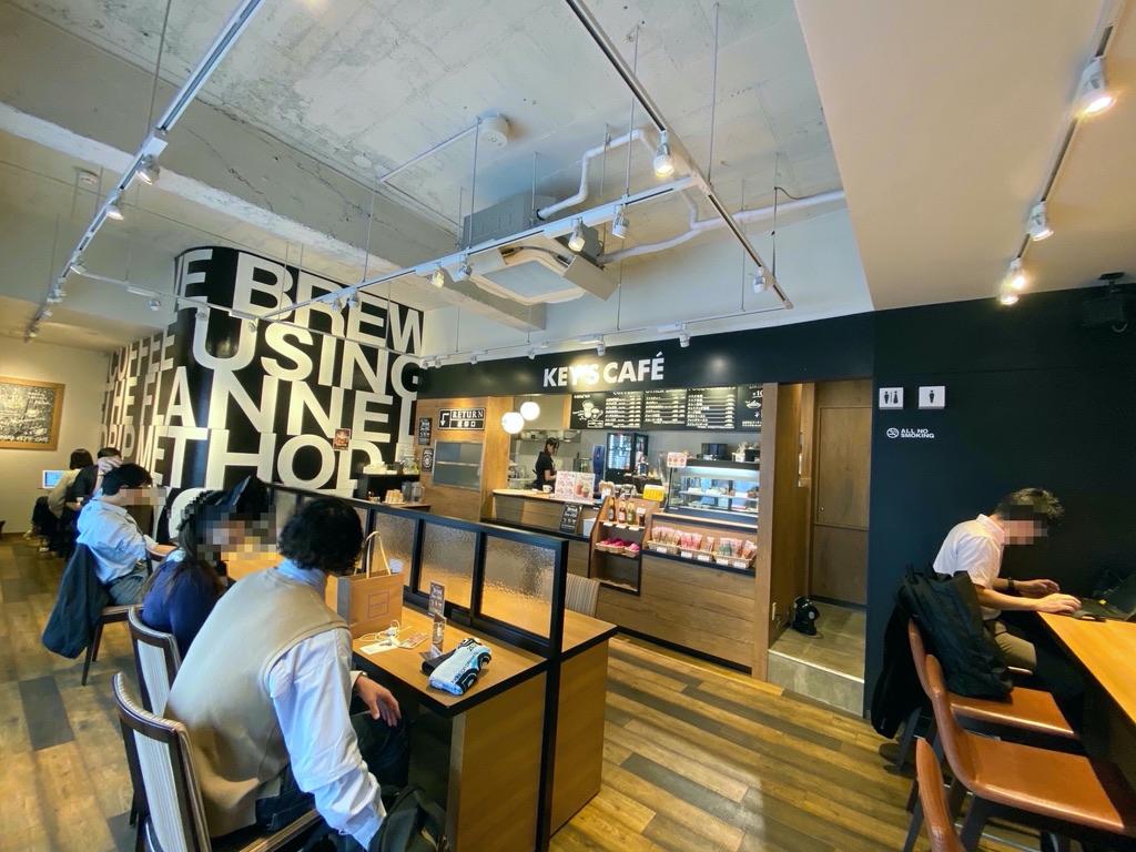 KEY'S CAFE秋葉原店