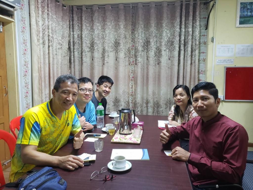 Nay Lin Soe (ネイ・リン・ソウ) さん Myanmar Independent Living Initiative (MILI)