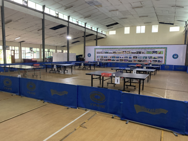 PTT Level 1 Coaching Course and Training Camp myanmar