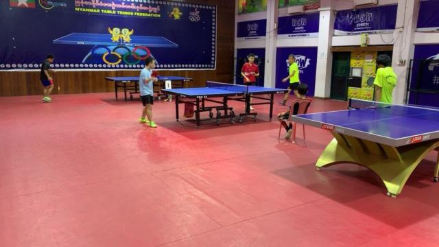 ミャンマー卓球連盟