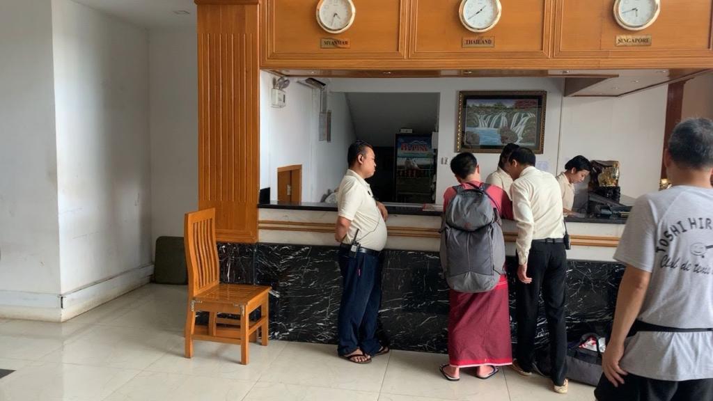 ヤンゴン ラインタヤ郡区 Sky Hotel