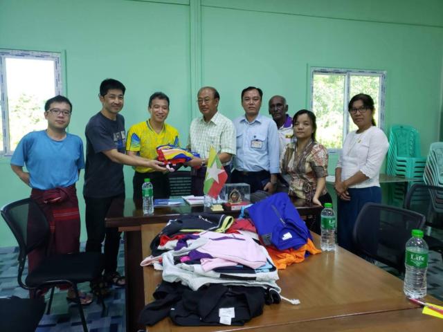 ミャンマー パラリンピックスポーツ連盟
