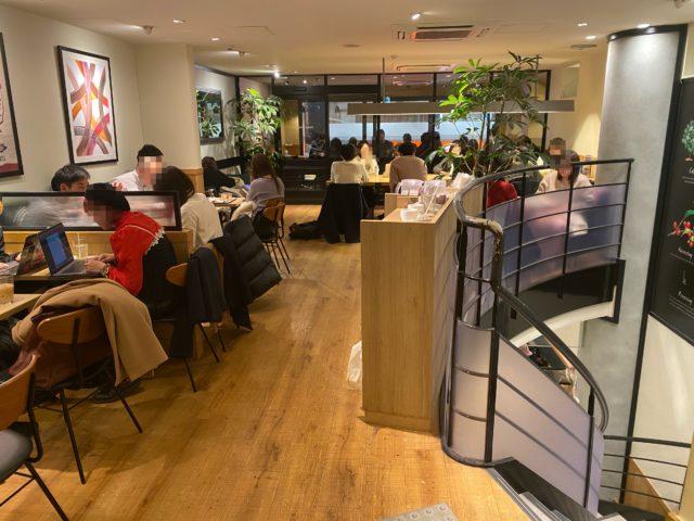 エクセシオールカフェ サンモール中野店