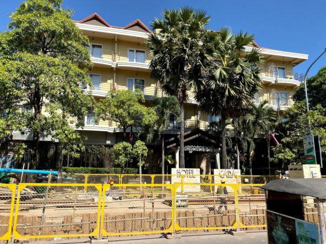 Hotel Kara 外観