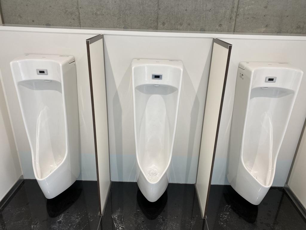 浦安公園 災害対応型トイレ