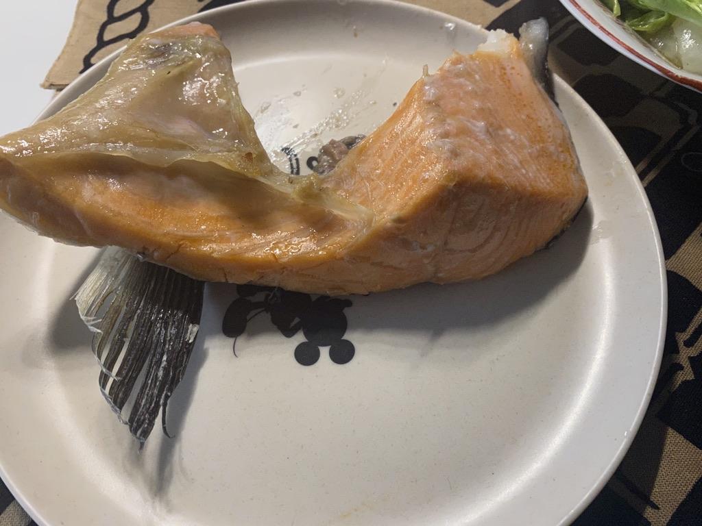 鮭 ヘルシオ焼き